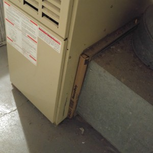 Furnace Filter Closed